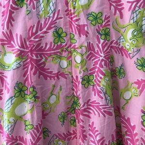 Lily Pulitzer Dress Size 4